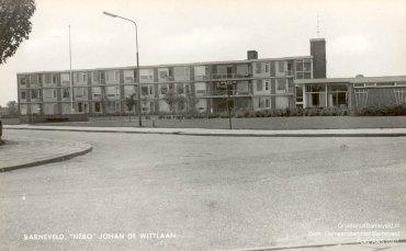 Verleden 1970/1980 - De kruising Savornin Lohmanlaan, Johan de Wittlaan met Nebo. - Barneveld
