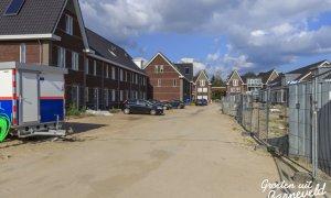 14-09-2014 - Nieuwbouw op de locatie van het Christiaan Huygens - Barneveld