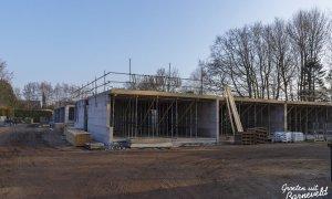 15-02-2015 - Nieuwbouw van verpleeghuis Norschoten aan de Drostendijk - Barneveld