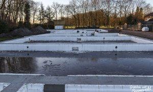 04-01-2015 - Nieuwbouw van verpleeghuis Norschoten aan de Drostendijk - Barneveld
