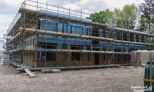 17-05-2015 - Nieuwbouw van verpleeghuis Norschoten aan de Drostendijk - Barneveld