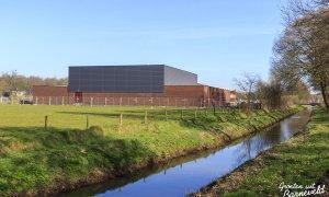 08-03-2015 - Nieuwbouw Eben-Haëzerschool, gymzalen - Barneveld
