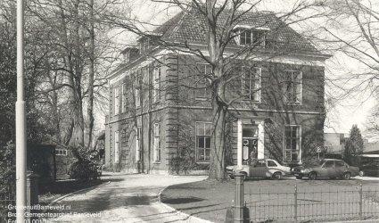 Westerveldhuis - Amersfoortsestraat, Barneveld - 1984