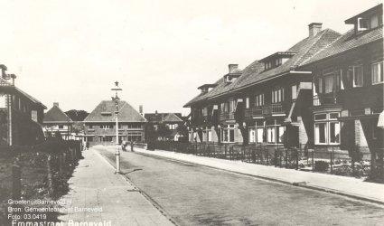 Emmastraat, Barneveld - 1920