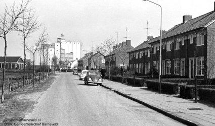 Lijsterstraat, barneveld - jaren 70