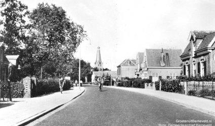 Amersfoortsestraat, Barneveld - Jaren 50