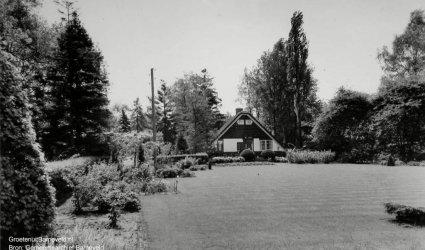 Verleden - Huize Florinata aan de Harremaatweg in Voorthuizen