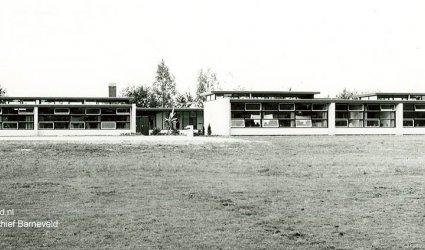 Verleden - De Donnerschool aan de Rudolphlaan, De Glind